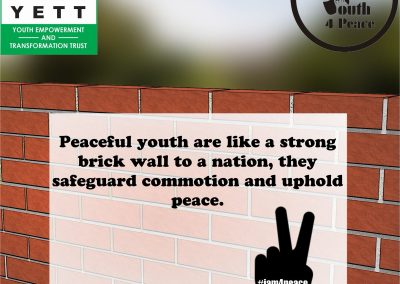 Peace poster 5